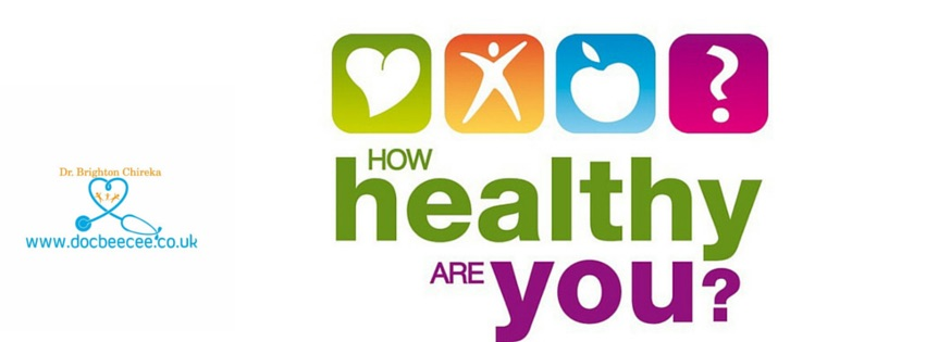 How healthy are you