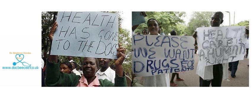 Zimbabwean health system