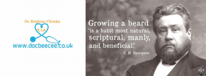 Spurgeon on beard