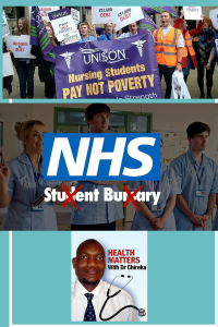 Scrapping student nurse bursary