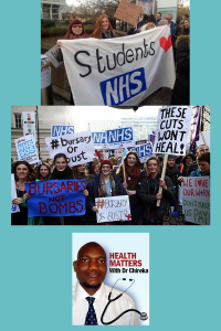 Support for student nurse bursary