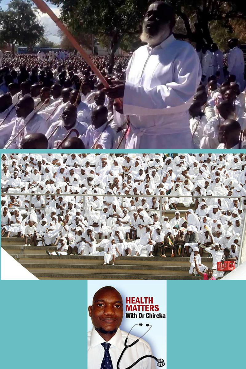 Apostolic sect in zimbabwe