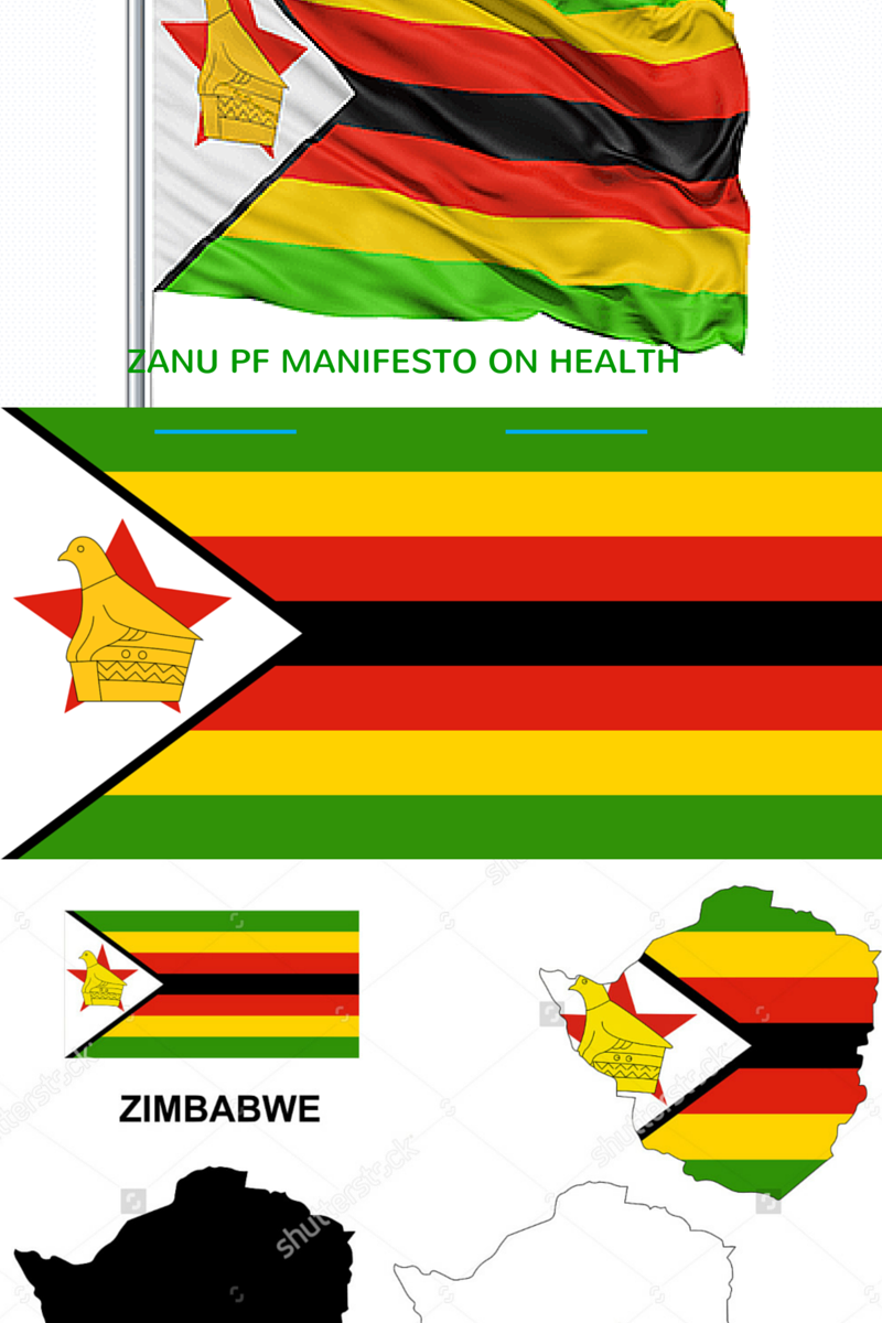 ZANU PF MANIFESTO ON HEALTH