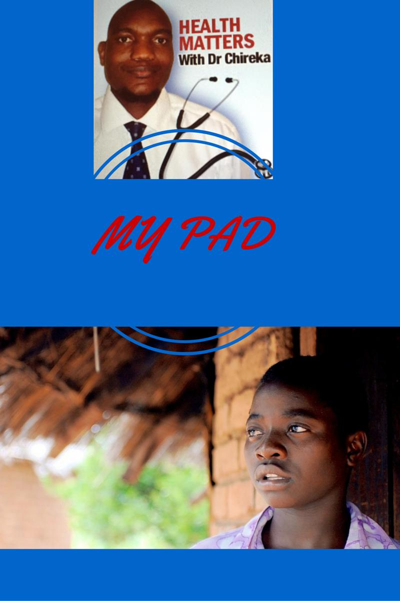 Celebrating Zimbabwe, My Pads story