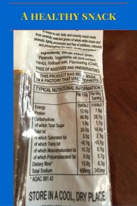 High fibre healthy eating